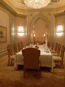 emirates palace luxury hotel