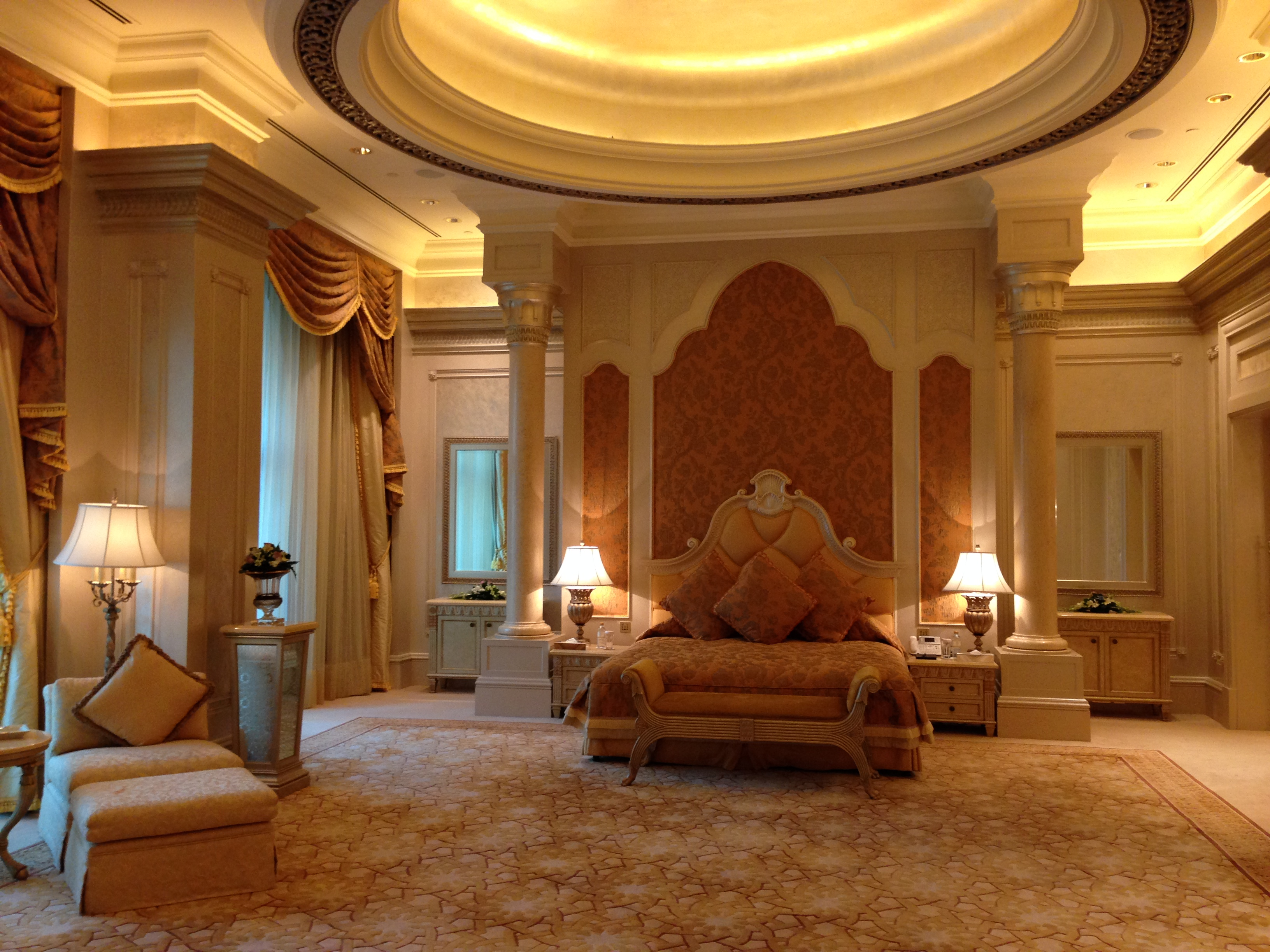 Emirates Palace A Luxury Hotel That Makes Your Dreams Come True