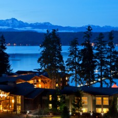 Pacific Northwest Escape to Alderbrook Resort & Spa